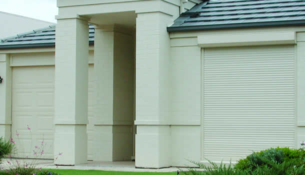 New home roller shutters