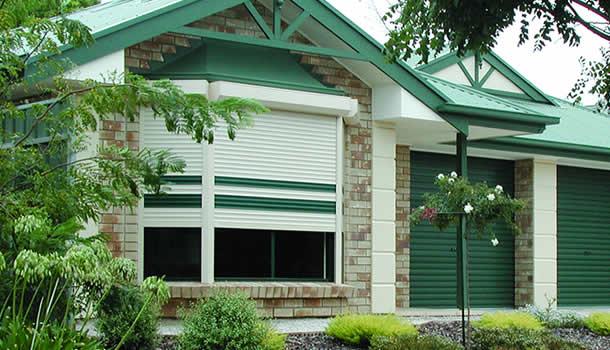 Heritage roller shutters