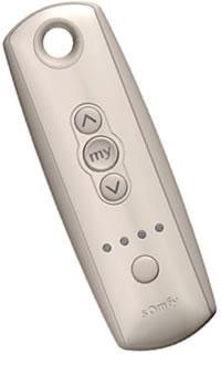 Somfy shutter remote